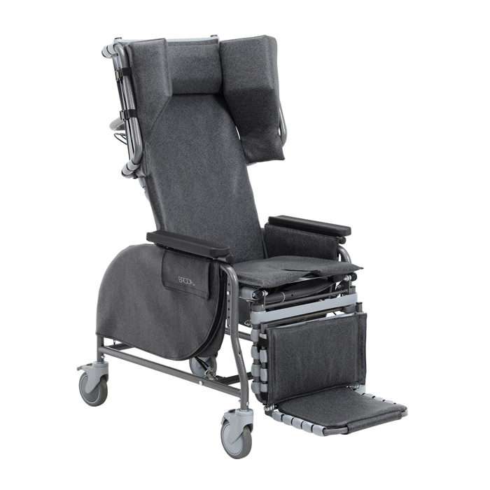 Broda midline tilt full recliner chair