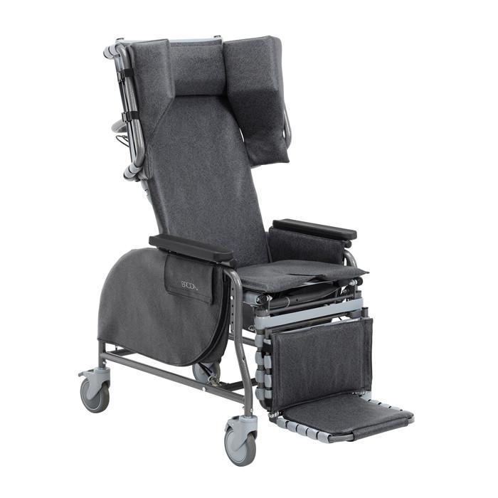 Broda midline tilt full recliner chair
