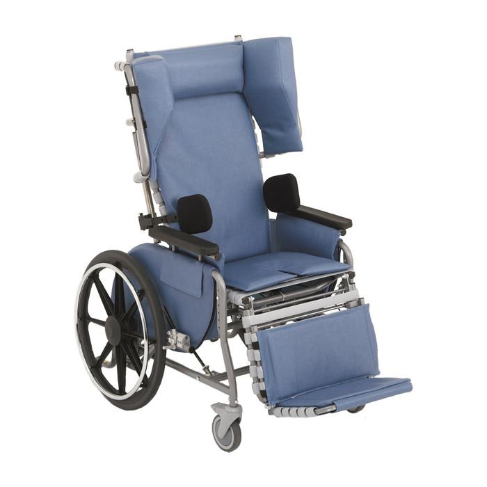 Broda Midline Tilt Recliner Broda Tilt Reclining Wheelchair