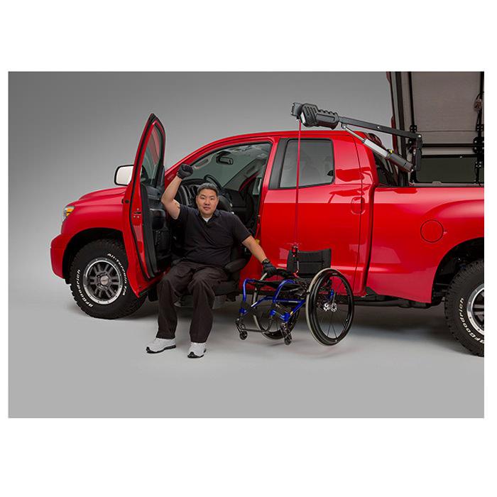 PUL-1100 vehicle lift