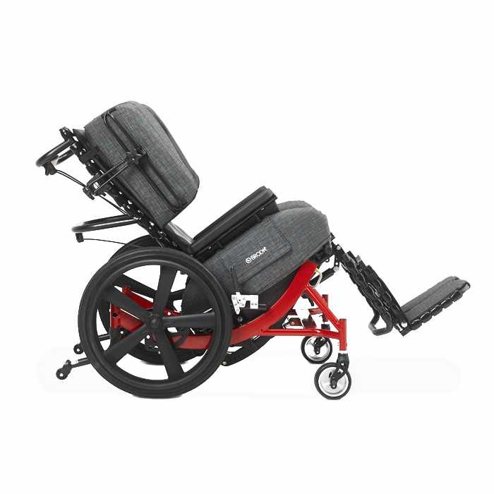 Broda Synthesis V4 WC-19 transport wheelchair