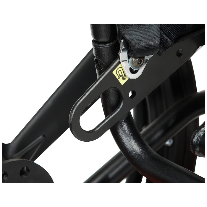 Broda Synthesis V4 WC-19 transport chair bracket