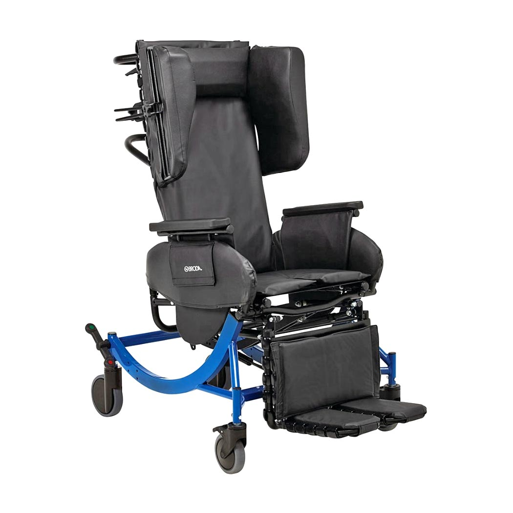 Broda Synthesis V4 Mobile Tilt Recliner