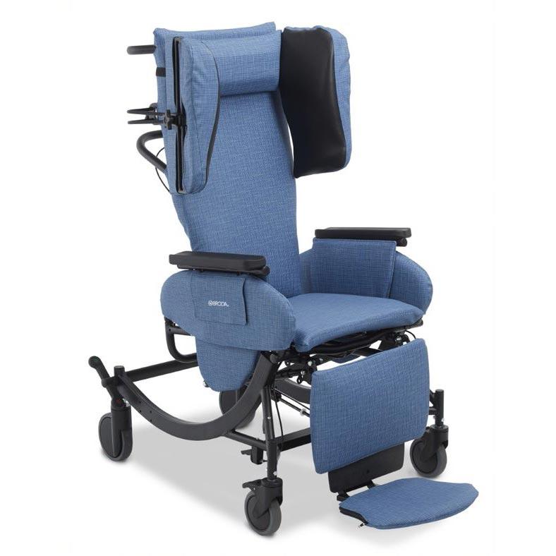 Broda Synthesis V4 Tilt Recliner positioning wheelchair