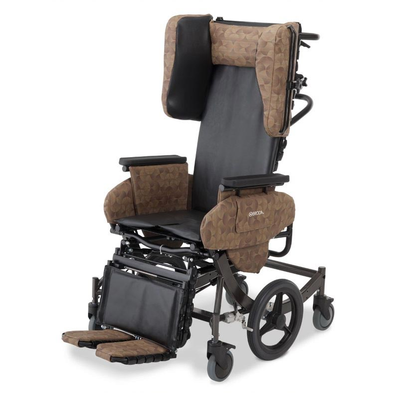 Broda Synthesis V4 Tilt Recliner with casters