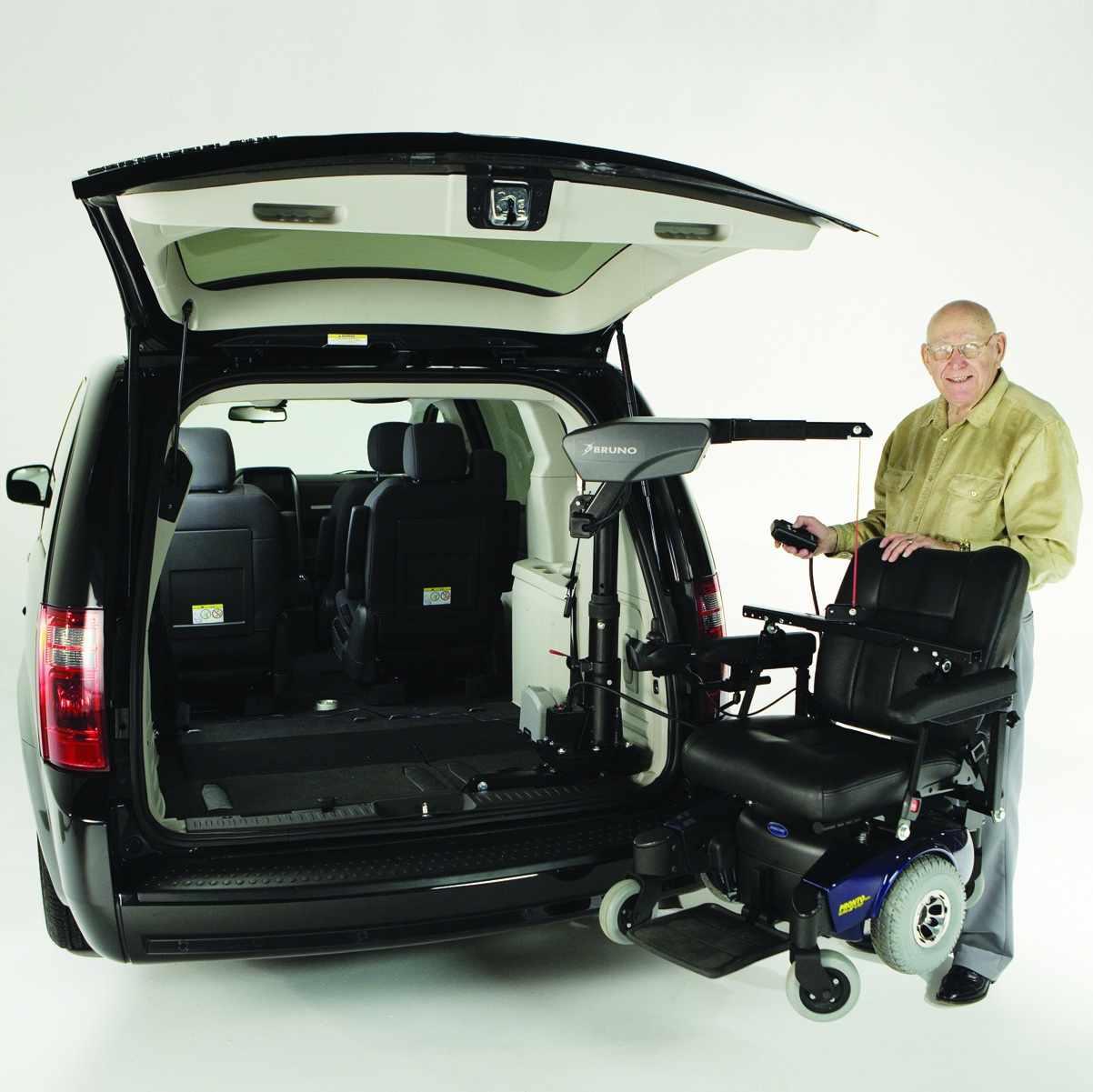 Bruno VSL-570 Big Lifter™ vehicle lift