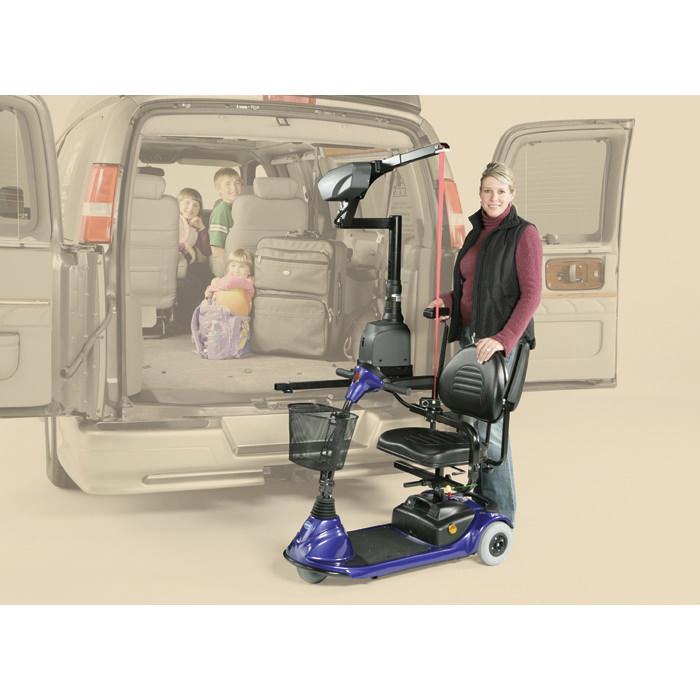 Bruno VSL-6900 Curb-Sider® lift