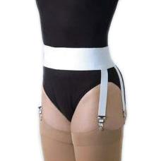 Jobst garter belt with velcro fastener