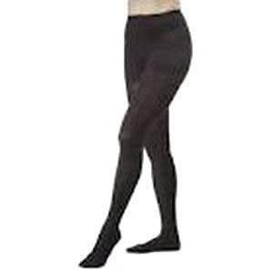 Jobst womens opaque 20-30 mmhg firm compression pantyhose, closed toe, medium, black