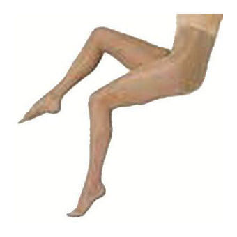 Jobst women's opaque 20-30 mmhg firm compression pantyhose, closed toe, small, natural