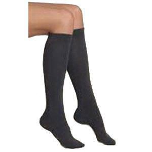 Jobst women's UltraSheer knee-high 20-30mmHg firm stocking, closed toe, medium espresso