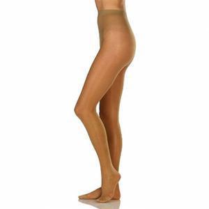 Jobst women's Ultrasheer 30-40 mmhg extra firm pantyhose, closed toe, small, espresso