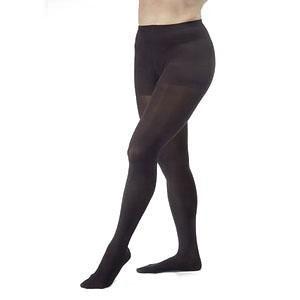 Jobst women's Ultrasheer 30-40 mmhg extra firm pantyhose, closed toe, small, classic black