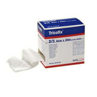 "Tricofix Lightweight Absorbent Tubular Bandage, 4"" x 22 yards"