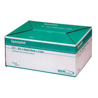 "Specialist Extra-Fast Plaster Splints 5"" x 30"", White"
