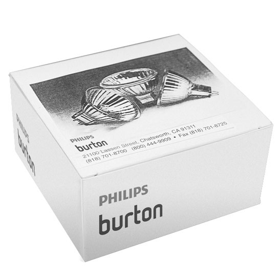 Burton Outpatient II Replacement Bulbs, 120V