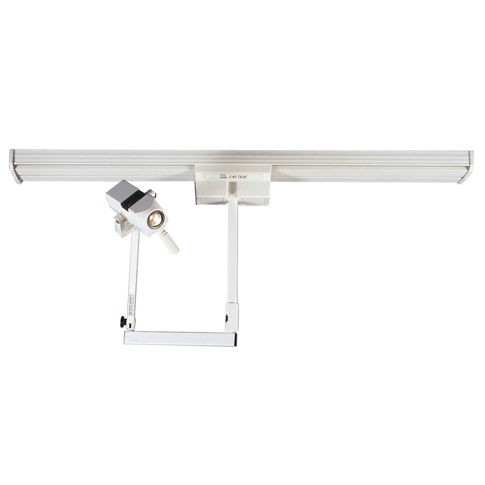 Burton CoolSpot II Fastrac Surgery Light with Single Head and Single Trolley, 230V