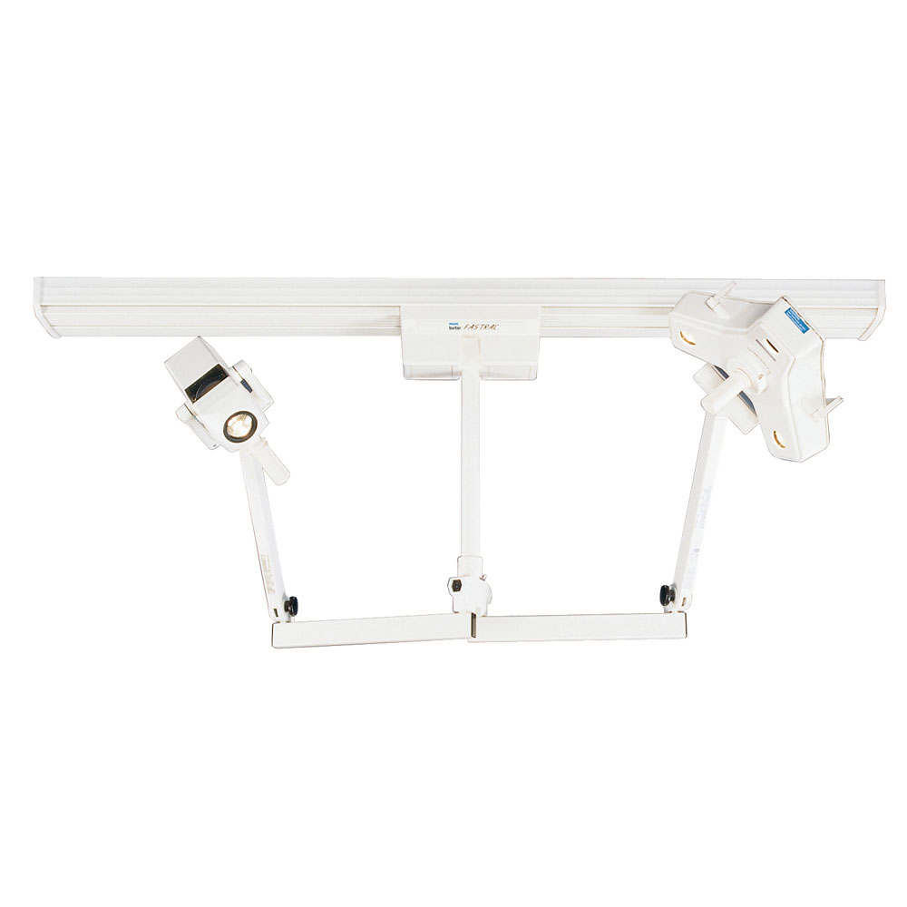 Burton Outpatient II & CoolSpot II Fastrac, Dual Head and Single Trolley, 120V