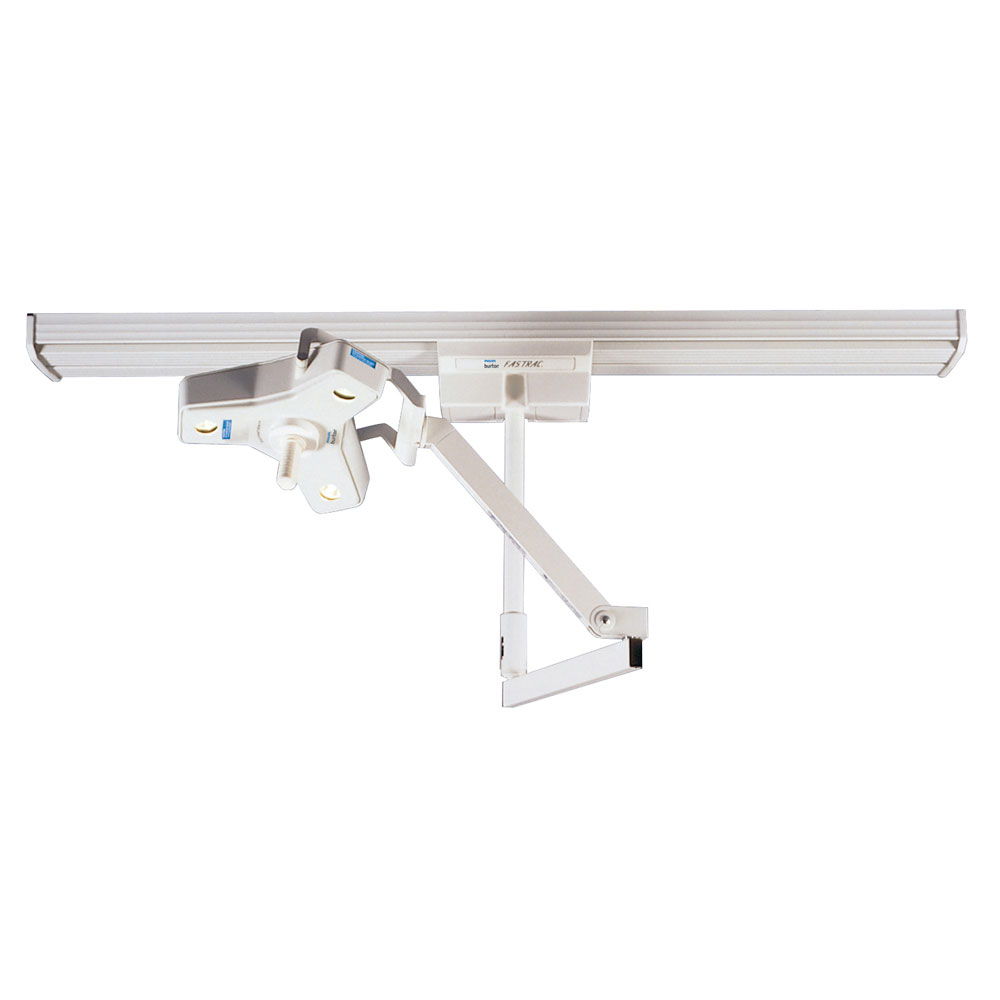 Burton Outpatient II Fastrac, Single Head and Single Trolley, 120V