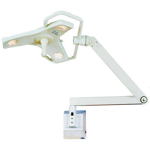 Burton Outpatient LED Surgery Light with Single Wall Mount, 120V
