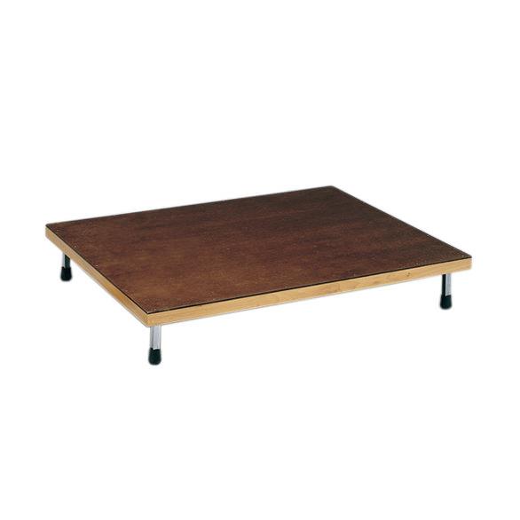 "CanDo Powder Board with Folding Legs, 29"" x 40"" x 7"" (WxLxH)"
