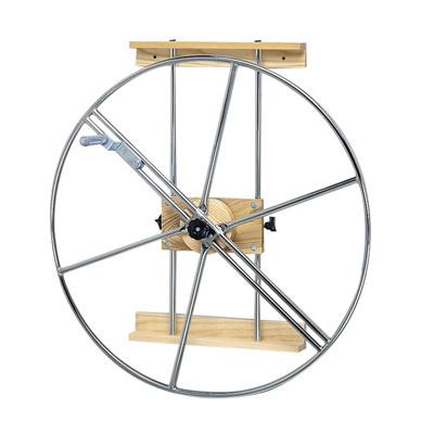 "CanDo Shoulder Wheel adjustable up to 26"" 37.5"" x 37.5"" x 8"""