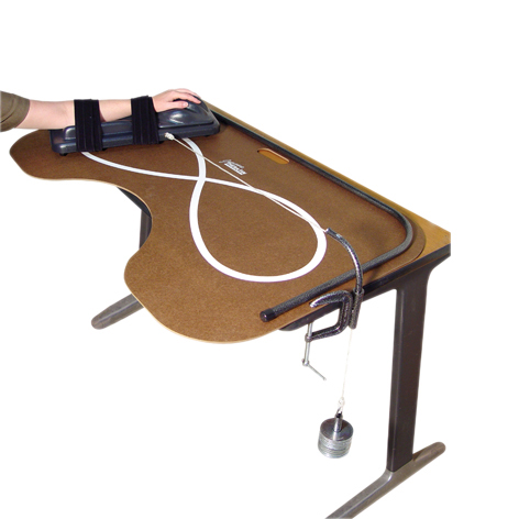 Deluxe Arm Skateboard, Accessory Resistance System