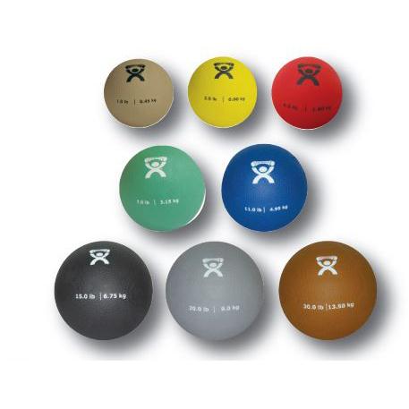 CanDo Soft Pliable Medicine Ball