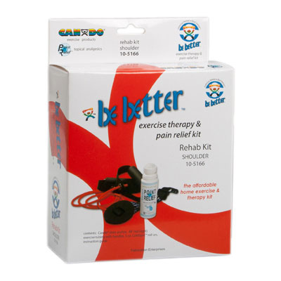Cando Be-Better Shoulder Rehab Kit