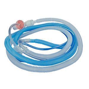 Carefusion Heated Adult Respiratory Ventilator Circuit, 6 ft.