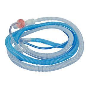 Carefusion Heated Adult Respiratory Ventilator Circuit, 8 ft.