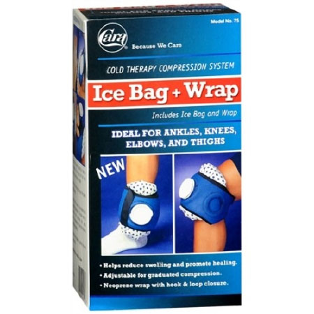 Cara Reusable Ice Bag and Wrap, Reusable