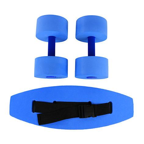 "Cando Aquatic Exercise Kit 3 lbs 16"" x 10"" x 14"""