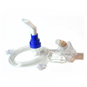 Carefusion Sidestream Nebulizer with Angled Mouthpiece and Maximum Aerosol Quality