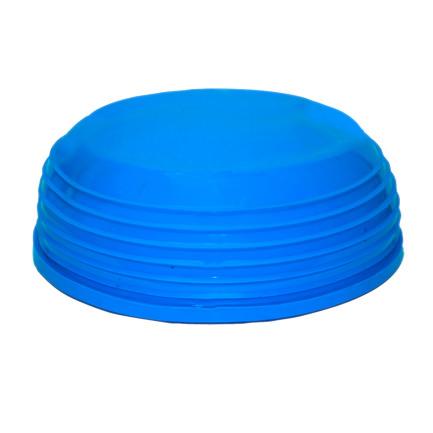 """CanDo Wobble Ball Blue 18"""""""