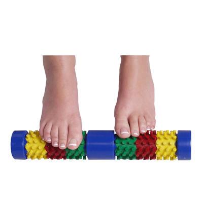 CanDo Foot Log Roller Massager