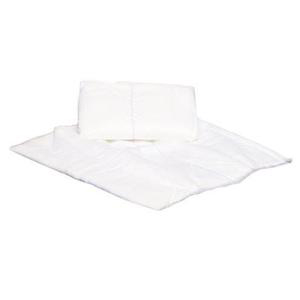 Cardinal Curity Abdominal Pad with Wet Proof Barrier, 8 Inch x 10 Inch