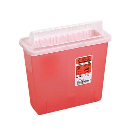 In-Room Multi-purpose Sharps Container