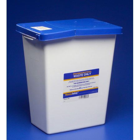 PharmaSafety Pharmaceutical Waste Container