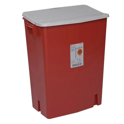 SharpSafety Perfusion Waste Container