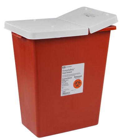 Cardinal SharpSafety Multi-purpose Sharps Container