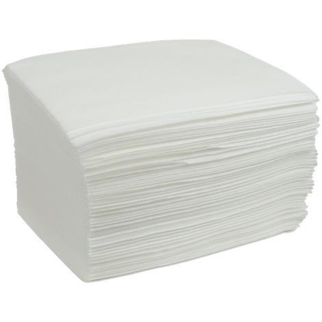 Cardinal Health White Dry Washcloth
