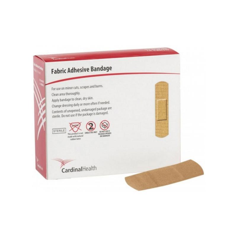 "Cardinal Health Fabric Adhesive Bandage 1"" x 3"""