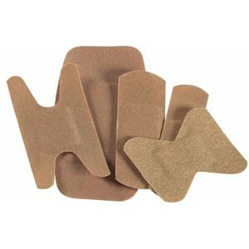 """Cardinal Health Fabric Extra Large Adhesive Bandage, 2"""" x 4"""""""