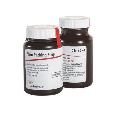 "Cardinal Health Sterile Plain Packing Strip 2"" x 5 yards"