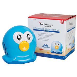 Cardinal Essentials JoJo the Jellyfish Pediatric Compressor Nebulizer, Piston-Style