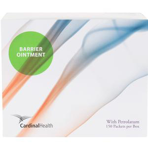 Cardinal Health Ointment Barrier, 5g Packet