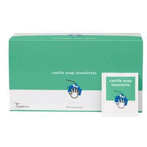 Cardinal Health Castile Soap Towelette
