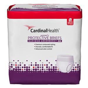 """Cardinal Health FlexRight Protective Underwear for Women, 45"""" to 58"""""""