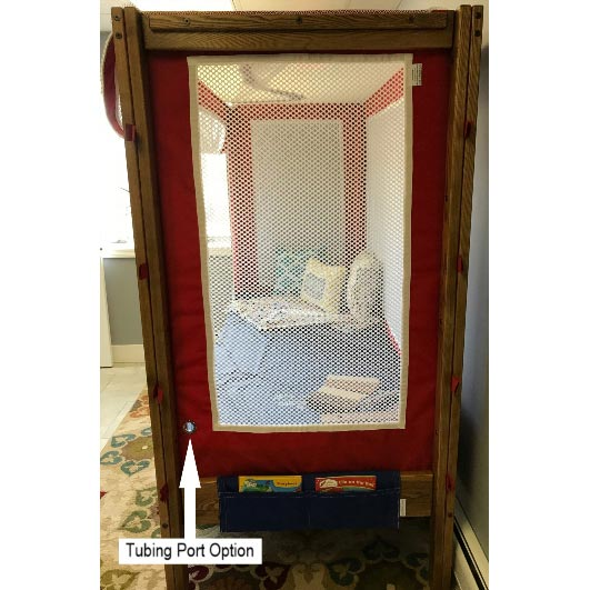 Courtney Enclosed Canopy Bed   Courtney Bed - Medicaleshop